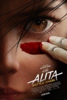 Alita: Battle Angel - Belgian Movie Poster (xs thumbnail)