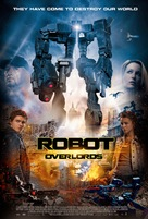 Robot Overlords - Movie Poster (xs thumbnail)