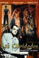 Los olvidados - Spanish Movie Cover (xs thumbnail)