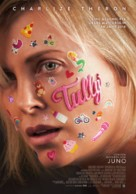 Tully - Swiss Movie Poster (xs thumbnail)