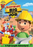 """Handy Manny"" - DVD cover (xs thumbnail)"
