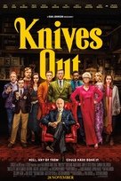 Knives Out - Dutch Movie Poster (xs thumbnail)