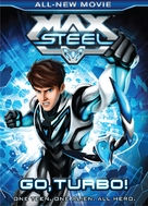 """Max Steel"" - DVD cover (xs thumbnail)"