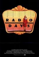 Radio Days - German Movie Poster (xs thumbnail)
