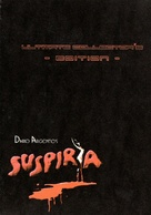 Suspiria - German DVD movie cover (xs thumbnail)