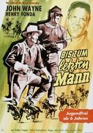 Fort Apache - German Movie Poster (xs thumbnail)