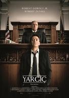 The Judge - Turkish Movie Poster (xs thumbnail)
