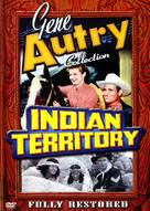 Indian Territory - DVD cover (xs thumbnail)