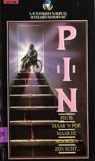 Pin... - Dutch VHS movie cover (xs thumbnail)