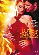 Love N' Dancing - Danish Movie Cover (xs thumbnail)