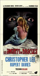 Dracula Has Risen from the Grave - Italian Movie Poster (xs thumbnail)