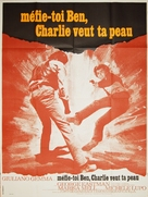 Amico, stammi lontano almeno un palmo - French Movie Poster (xs thumbnail)