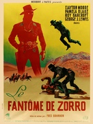 Ghost of Zorro - French Movie Poster (xs thumbnail)