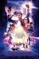 Ready Player One - Norwegian Movie Poster (xs thumbnail)