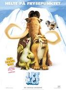 Ice Age - Danish Movie Poster (xs thumbnail)