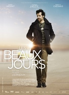 Les beaux jours - French Movie Poster (xs thumbnail)