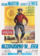Pardners - Italian Theatrical poster (xs thumbnail)