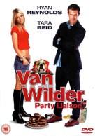 Van Wilder - British DVD cover (xs thumbnail)