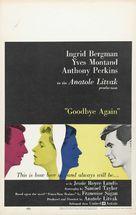 Goodbye Again - Movie Poster (xs thumbnail)