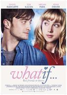What If - Belgian Movie Poster (xs thumbnail)