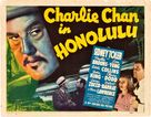 Charlie Chan in Honolulu - Movie Poster (xs thumbnail)