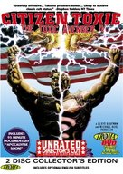 Citizen Toxie: The Toxic Avenger IV - Movie Cover (xs thumbnail)