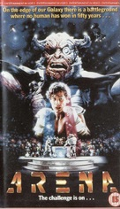 Arena - British VHS cover (xs thumbnail)