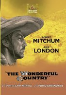 The Wonderful Country - DVD movie cover (xs thumbnail)