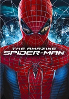 The Amazing Spider-Man - DVD cover (xs thumbnail)
