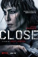 Close - British Movie Poster (xs thumbnail)