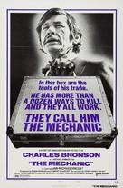 The Mechanic - Movie Poster (xs thumbnail)
