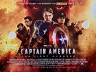 Captain America: The First Avenger - British Movie Poster (xs thumbnail)