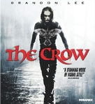 The Crow - Blu-Ray movie cover (xs thumbnail)