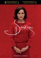 Jackie - Latvian Movie Poster (xs thumbnail)