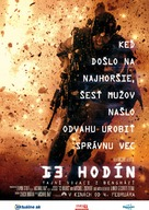 13 Hours: The Secret Soldiers of Benghazi - Slovak Movie Poster (xs thumbnail)