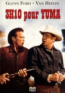3:10 to Yuma - French Movie Cover (xs thumbnail)