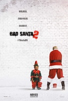 Bad Santa 2 - Movie Poster (xs thumbnail)