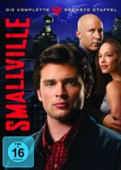 """Smallville"" - German DVD movie cover (xs thumbnail)"