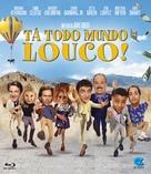 Rat Race - Brazilian Movie Cover (xs thumbnail)