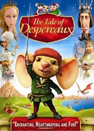 The Tale of Despereaux - DVD movie cover (xs thumbnail)