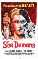 She Demons - Movie Poster (xs thumbnail)