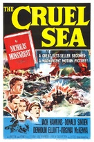 The Cruel Sea - Movie Poster (xs thumbnail)
