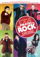 The Boat That Rocked - Argentinian DVD movie cover (xs thumbnail)