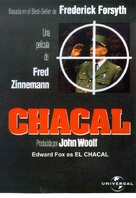 The Day of the Jackal - Spanish Movie Poster (xs thumbnail)