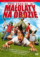 Daddy Day Camp - Polish DVD movie cover (xs thumbnail)