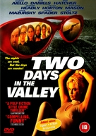 2 Days in the Valley - British DVD cover (xs thumbnail)