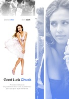Good Luck Chuck - Polish Movie Poster (xs thumbnail)