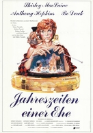 A Change of Seasons - German Movie Poster (xs thumbnail)