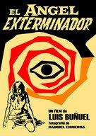 Ángel exterminador, El - Mexican Movie Poster (xs thumbnail)