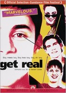 Get Real - DVD cover (xs thumbnail)
